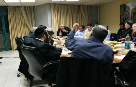 הצעת חוק: ישיבות מועצת עיר יתועדו בשידור חי