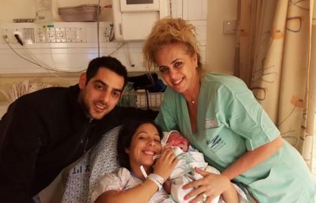 שנה פוריה: ב- 2015 נולדו במרכז הרפואי זיו בצפת 3519 תינוקות