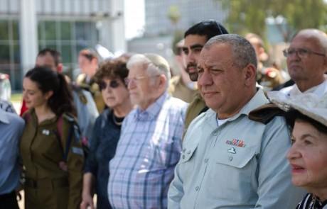 """ערב יום השואה והגבורה:""""נוסיף לפעול יחד למען גורל חיינו המשותפים ולהבטיח את קיומה של מדינת ישראל"""""""