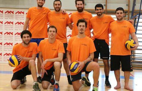 לראשונה: הוקמה קבוצת כדורעף במכללה האקדמית צפת