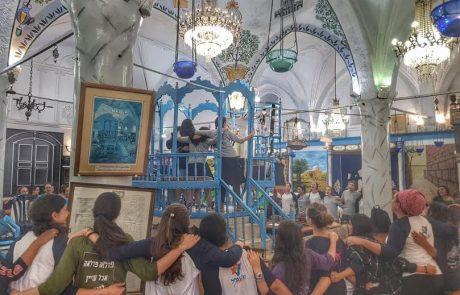 הפנינג סליחות בצפת: במהלך חודש אלול ייערך פסטיבל בסמטאות העיר העתיקה
