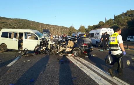 כביש 866: 100 תאונות ושבעה הרוגים ב-13 שנים – עמותת אור ירוק התריעה לפני כשנתיים על הסכנות