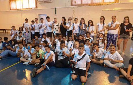 217 אלף תלמידי הגנים והיסודיים בצפון החלו את חופשת הקיץ