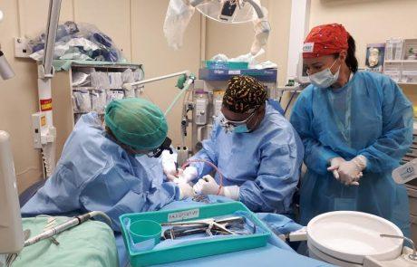 """שימוש בטכנולוגיה תלת מימד מתקדמת במרכז  הרפואי """"זיו"""" הביא להסרת גידול"""