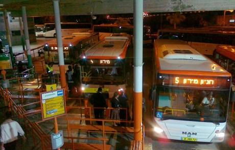 גידול במספר הנסיעות של התחבורה הציבורית למירון -8000 נסיעות מופעלות על ידי חברות התחבורה הציבורית