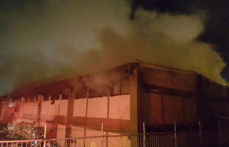 באו להשלים את העבודה: חנות לאביזרי נוי בחצור הוצתה פעמיים ב-24 שעות