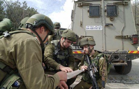 שימו לב: תרגיל צבאי גדול נערך כעת בגליל העליון והמערבי