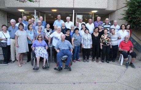 מזל טוב:המועצה חגגה יום הולדת משותף לבני ה – 80 מקיבוצי הגליל העליון