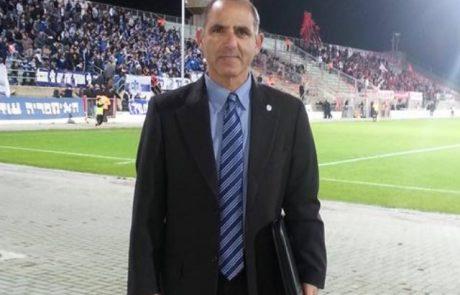 הלב אתך: הלם בכדורגל הישראלי ובחצור ניסן מורד נפטר
