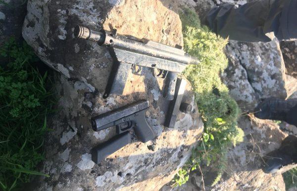 נתפסה תחמושת בטובא – נעצרו שלושה צעירים
