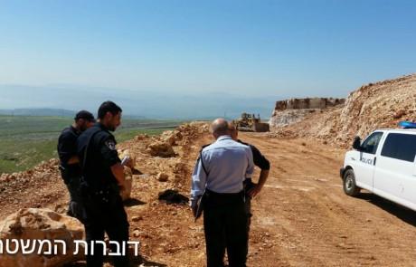 טרגדיה בצפת: פועל נהרג באתר בניה בשכונת מנחם בגין