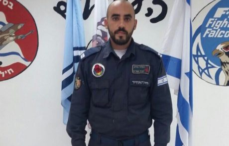 הקצין הבדואי הראשון במערך הטכני של חיל האוויר מנסה לקדם הקמת שלוחה בטובא
