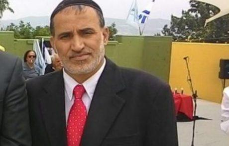 """צפת נפרדה מחיים אסולין הסמל של ניצולי מעלות – """"אחינו הוא גיבור ישראל"""""""