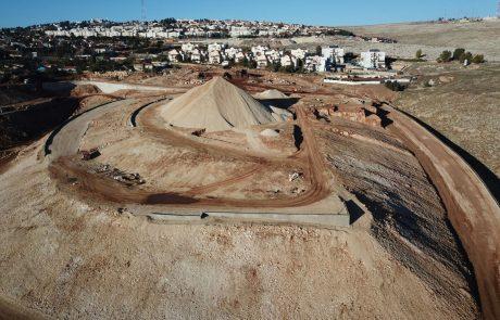 """מאגר מים בעלות 7 מיליון ש""""ח יוקם בצפת – הפרויקט משותף לפלג הגליל והעירייה"""