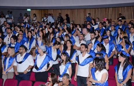 שוברים שיא: 700 בוגרים יקבלו תואר ראשון במכללה האקדמית צפת