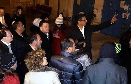 גיבוש חברתי של נציגי החרדים והחילונים בעיריית ירושלים נערך בצפת