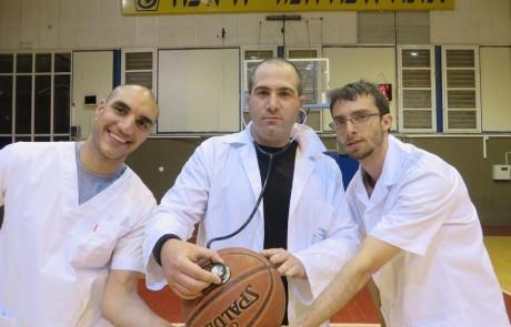 סל בריאות: קבוצות הכדורסל של הפקולטה לרפואה והמכללה האקדמית צפת יתחרו ביניהם על גביע הבריאות