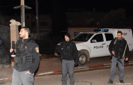סוף לפרוטקשן בגליל: מאות שוטרים פשטו על טובא – נחשפה כנופיה שסחטה במשך שנים בעלי עסקים תמורת שמירה