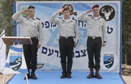 """בהצלחה: אל""""מ אליעד (מואטי) מאור מונה למפקד עוצבת """"ברעם"""""""