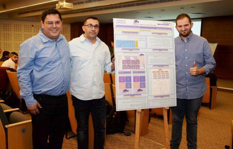 פרויקטים חדשניים הוצגו במפגש בוגרי החוג למערכות מידע קהילתיות במכללה האקדמית צפת