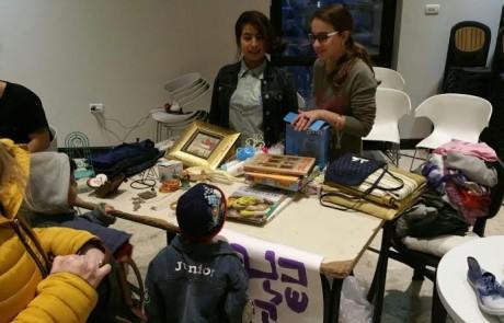 רק היום: שוק הכל בשנקל בבית יגאל אלון בצפת