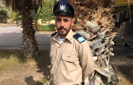 גאווה כפולה: בכפר טובא ובטכני של חיל האוויר בחצור גאים בסגן תמיר הייב הקצין הבדואי הראשון של שלוחות הטכני