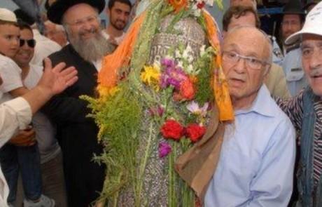 נפטר השר לשעבר יעקב נאמן בתום מאבק במחלה קשה – היה ידיד אמת של צפת