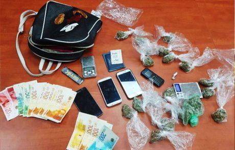 אפליקציית טלגראס: נלכדה כנופיה שעשתה דרכה למחניים לחלוקת משלוחי סמים עד לבית