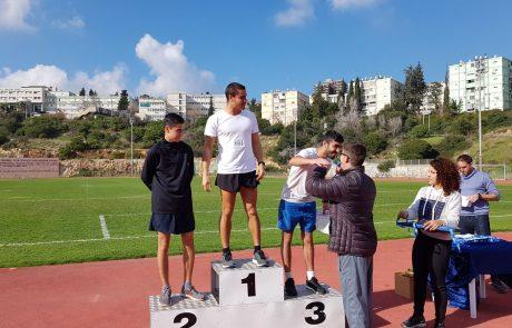 תלמידי הרב תחומי בצפת העפילו לתחרות ריצה ארצית שתתקיים בהדר יוסף