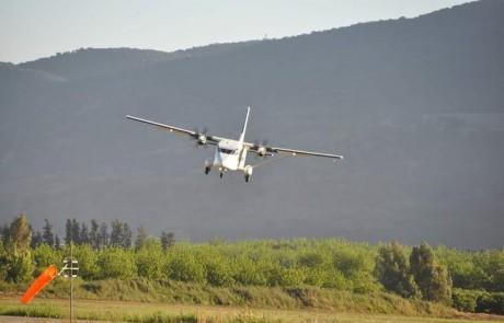 מראש פינה לאילת ב-80 דקות – בקרוב ייחנך קו תעופה לאילת