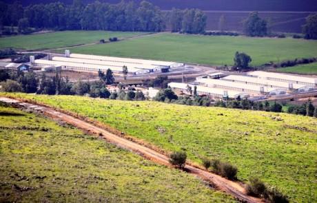 הקיבוצים בצפון מתנגדים לתכנית המבנים החקלאיים של הוועדה המחוזית לתכנון ובניה