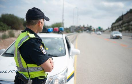 תושב חצור נלכד בנהיגה תחת השפעת סמים