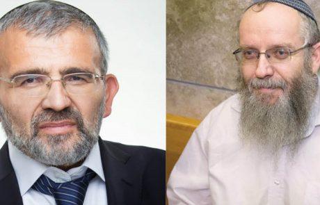האם הרב שיינברג סיפק ייעוץ לשלמה חדד מהכלא?