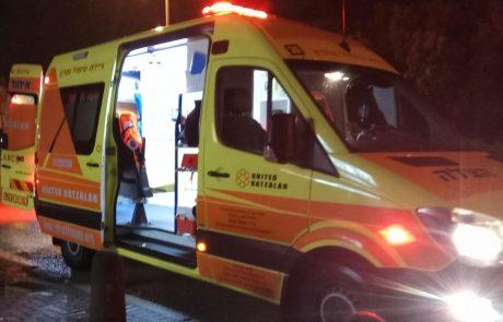 תאונה טרגית במירון: הולך רגל נדרס למוות מפגיעת אוטובוס