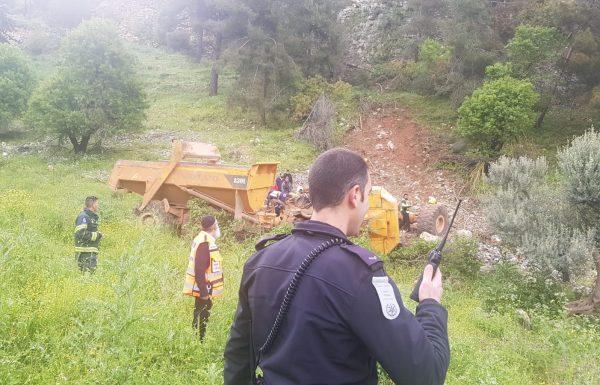 האתר הקטלני: הרוג שני באתר הבניה בשכונת בגין בצפת בתוך שנתיים