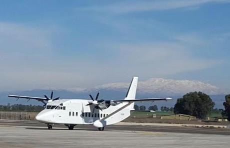 ביום שני: תרגיל בשדה התעופה במחניים – השדה ייסגר לטיסות למשך 4 שעות