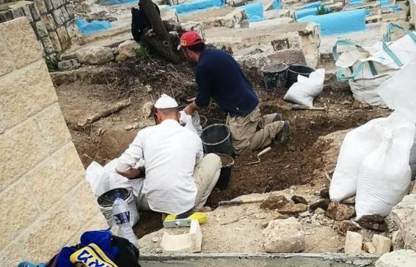 צפת: חשיפת קברו של פרשן המקרא תביא משתטחים חדשים