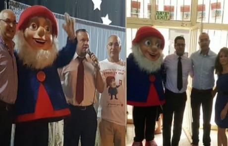 פועלים בשטח: מנהלי הבנקים סיירו בקייטנות דן חסכן בצפת ובחצור