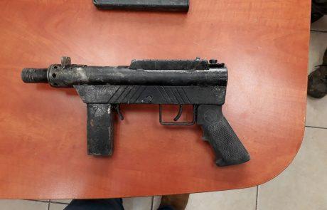 משחק מסוכן: התגלה אקדח מאולתר בחצר גן ילדים בטובא