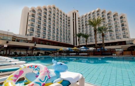 """לא רק באילת: """"לאונרדו קלאב"""" בטבריה הוא המלון הכל כלול היחיד הפועל בצפון"""