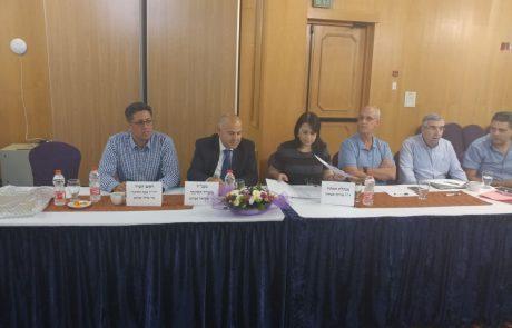 """יום סיורים ארוך: מנכ""""ל משרד החינוך ביקר ביישובי הגליל – המשרד מתקצב ב-239 מיליון ש""""ח את צפת"""