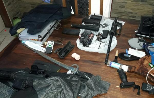 המשטרה בצפון מפעילה אמצעים טכנולוגיים לאיתור אמצעי לחימה – מאז תחילת החודש נתפסו 30 רובים ומטענים