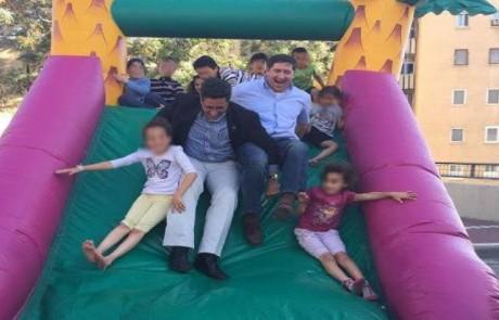 לעמידר יש מילה: פתחה מרכז קהילתי חדש ברחוב דוד אלעזר בצפת
