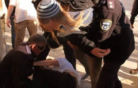 חנוכה במעצר- תלמידי ישיבת ההסדר בצפת נעצרו בהר הבית