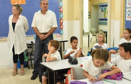 מועצה אזורית גליל עליון: נפתחה כסדרה שנת הלימודים בכל מוסדות החינוך