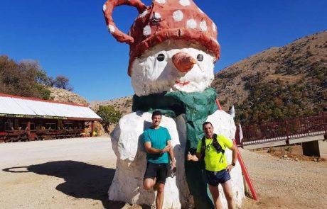 בדרך להגשמת חלום במרתון טבריה מטפסים בחרמון