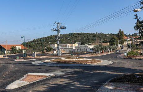 השקעות במיליונים לשיפור איכות החיים בכפר חנניה