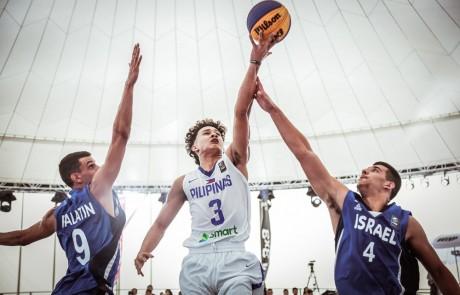 נבחרת ישראל רוצה להעפיל לרבע הגמר – ניצחה באליפות העולם בסין את פולין והפסידה לפיליפינים