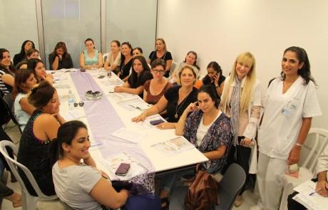 לומדים מהטובים: המרכז לסוכרת נעורים במרכז הרפואי זיו בצפת ערך הכשרה לסייעים רפואיים