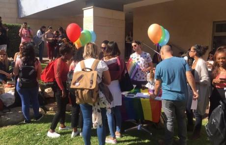 """גאווה בצפון: במכללת עמק יזרעאל החלה לפעול השבוע אחווה גאה לטובת סטודנטים מקהילת הלהט""""ב"""